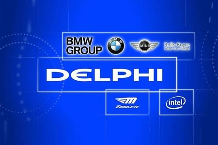 Delphi se une al grupo de BMW, Intel y Mobileye para crear una plataforma de conducción autónoma