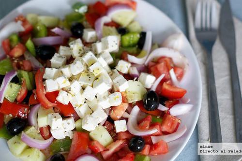 Vacaciones en Grecia: los platos más sanos de la cocina griega