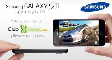 ¿Quieres un Samsung Galaxy S2? Entra en nuestro Club Xataka Móvil