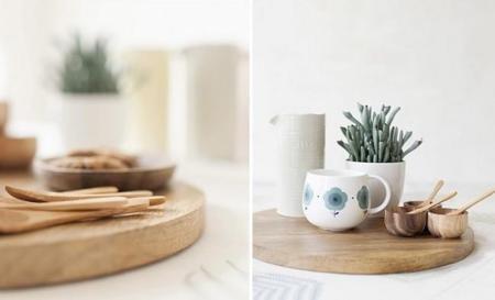 Cocinas y mesas con encanto gracias a Deco & Living