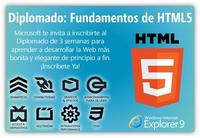 Aprende HTML5 gratis con Microsoft