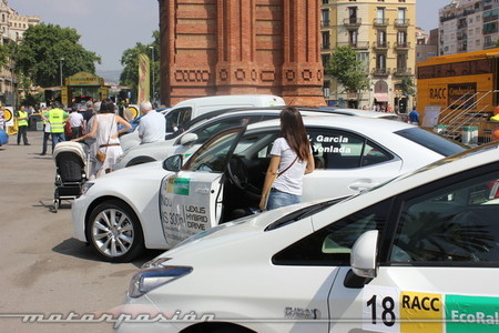 EcoRallyRACC 2013 - Barcelona