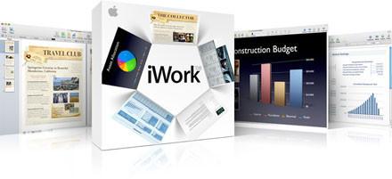 iWork '08: Pages, Keynote y ahora... Numbers