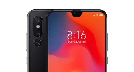Triple cámara trasera y Snapdragon 855: así sería el Xiaomi Mi 9
