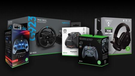 Guía para entender la compatibilidad de accesorios de Xbox One con Xbox Series X y S y sus mejores ofertas