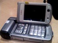 Nokia N93, imágenes reales