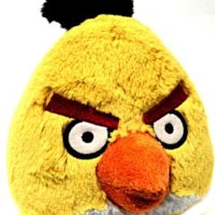 Foto 2 de 5 de la galería peluches-de-angry-birds en Trendencias Lifestyle