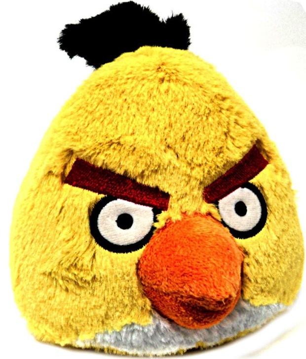 Foto de Peluches de Angry Birds (2/5)