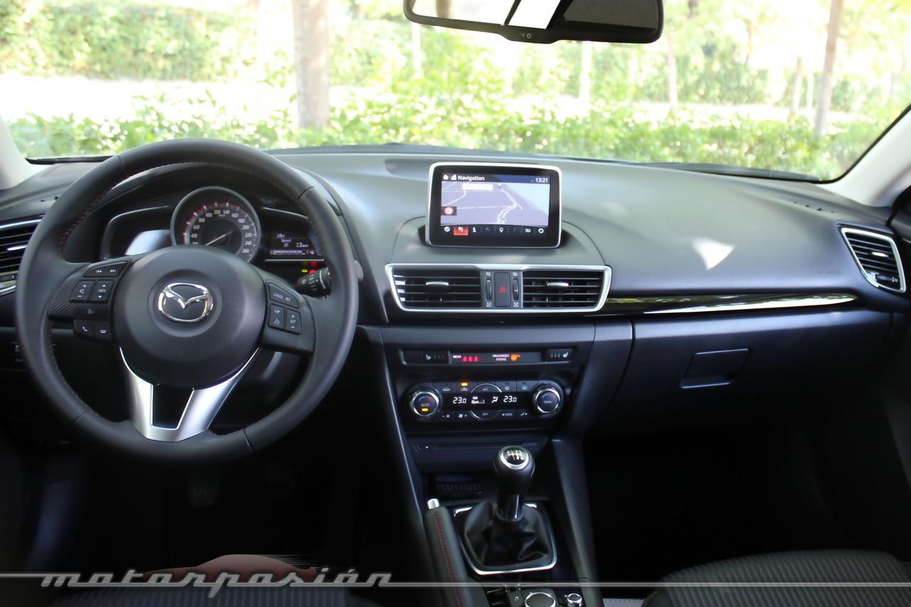 Foto de Mazda3 2013, presentación y prueba (40/61)