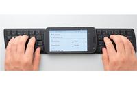El primer teclado NFC para móviles