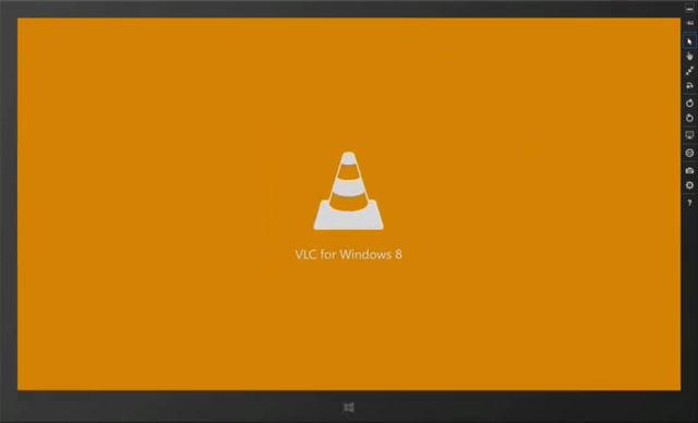 VLC Modern UI maqueta