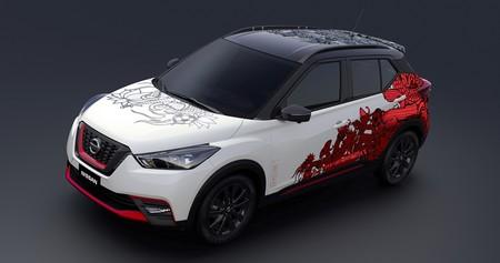 Nissan Kicks celebra tres años de vida con una versión conmemorativa y multicultural