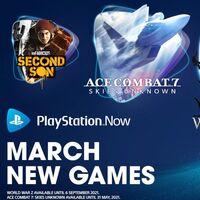 World War Z e inFamous Second Son entre los juegos que se unen a PlayStation Now en marzo de 2021