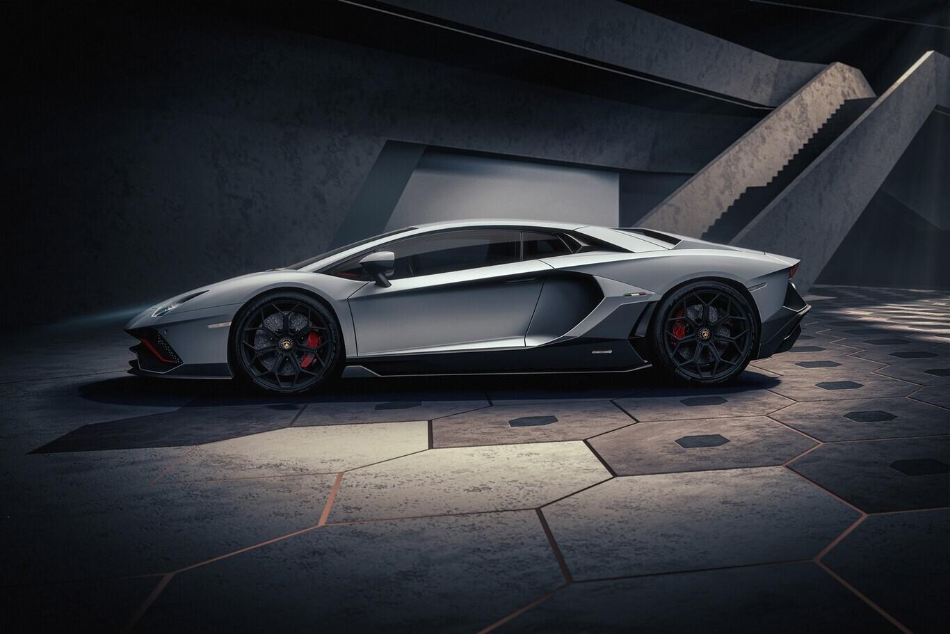 Foto de Lamborghini Aventador LP780-4 Ultimae (6/18)