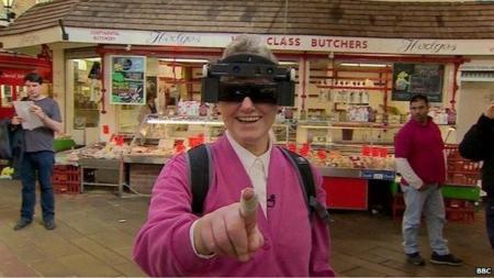 Unas gafas inteligentes para ayudar a las personas con problemas de visión