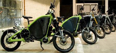 El ciclomotor eléctrico eROCKIT a punto de llegar al mercado