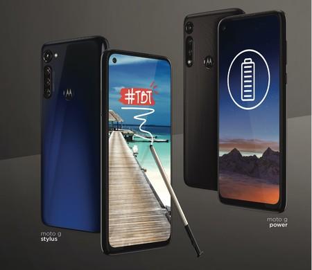 """Motorola Moto G Stylus y Moto G8 Power: lápiz digital y hasta 5.000 mAh de batería para continuar con la esencia """"pura"""" de la gama Moto G"""