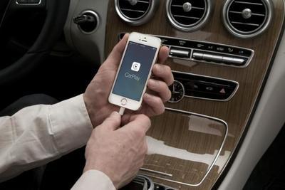 """El Clase C estrenará el Apple """"CarPlay""""; una nueva forma de integrar tu smartphone"""