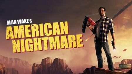 Reviviendo la pesadilla arcade de Alan Wake's American Nightmare, ahora en Xbox Series