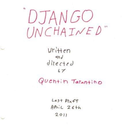 'Django Unchained', el esperado western de Quentin Tarantino