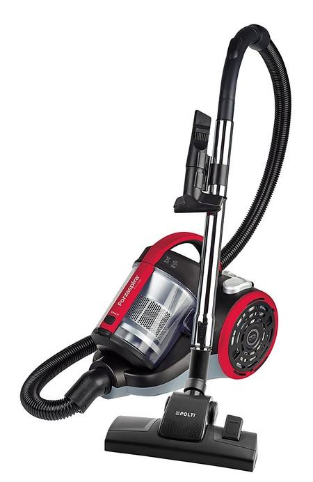 Oferta de Amazon en el aspirador ciclónico sin bolsa Polti Forzaspira C110 Plus: ahora cuesta 61,99 euros
