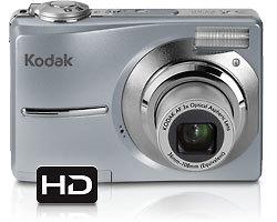Cámara compacta Kodak C813