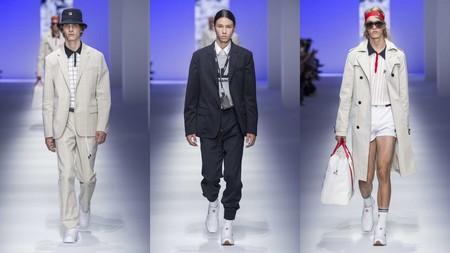 Fila Confirma El Triunfo Del Look Deportivo Con Su Debut En La Fashion Week De Milan 3