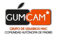 Presentación oficial del nuevo GUM de la Comunidad Autónoma de Madrid, el próximo sábado 23 de Marzo