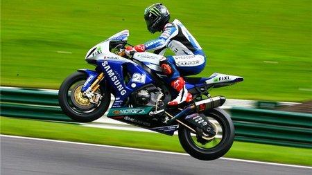 British Superbikes, el montaje de EurosportUK