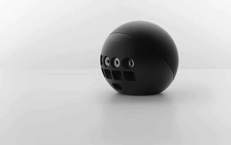 Foto de Nexus Q, de Google (8/9)
