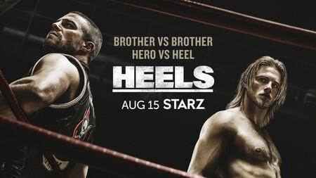 'Heels' es una de las mejores series de estreno lo que llevamos de 2021: un estupendo drama a fuego lento sobre el mundo del wrestling