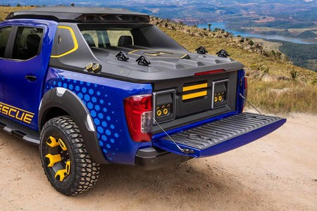Nissan Frontier Sentinel Concept 3