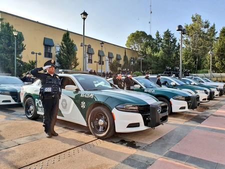 GPS, reconocimiento facial e identificación de placas en 1,885 patrullas rentadas para CDMX por más de 3,000 millones de pesos