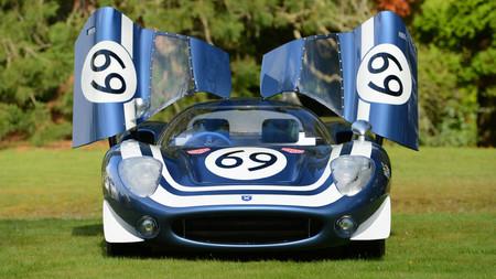 Renace el Jaguar XJ13 que nació para Le Mans en 1969 pero que nunca debutó