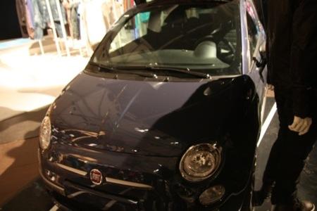 Diesel, colección Otoño-Invierno 2010/2011 en el Bread and Butter en Berlín. Fiat