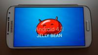 Android 4.3 (Jelly Bean) se filtra de nuevo para el Galaxy Note II