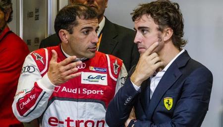 Toto Wolff cree que Fernando Alonso podría estar en 2015 en Le Mans durante su año sabático
