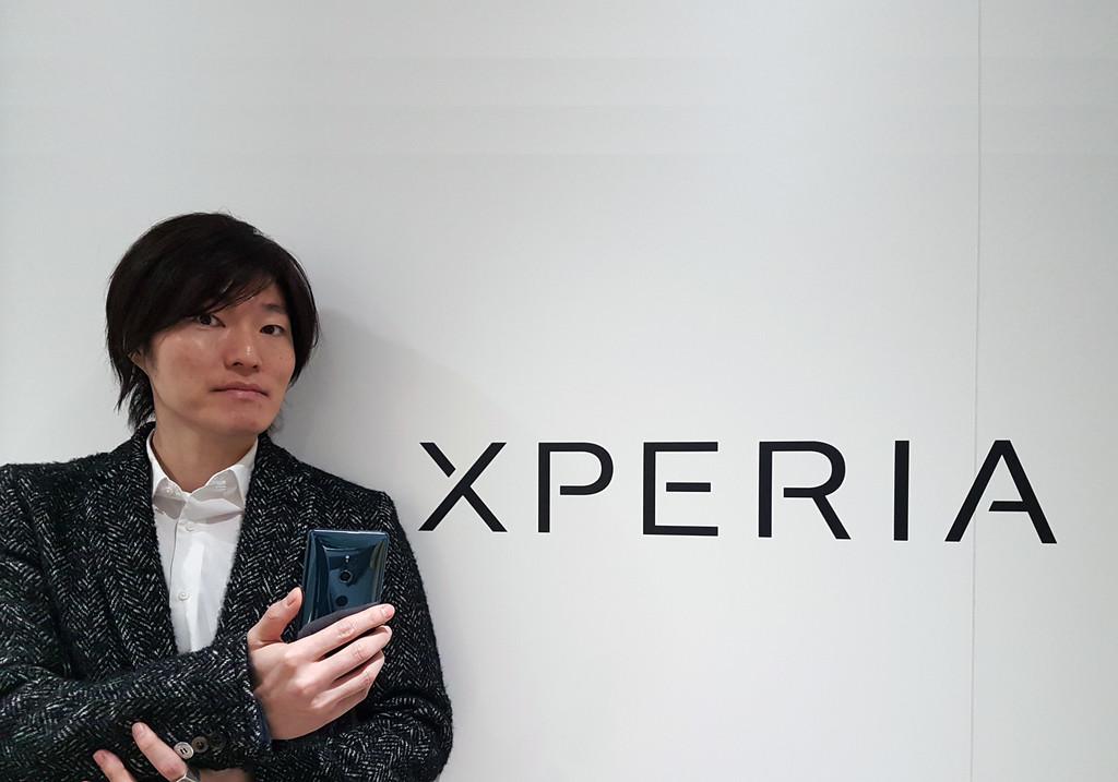 Hirotsugu Sony™ Mobile Mwc 2018