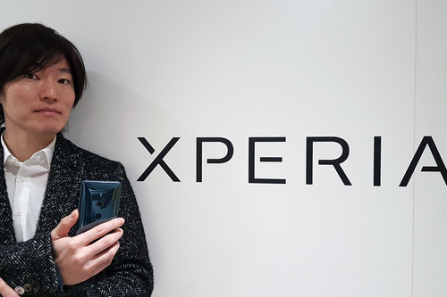 """Intentaremos lanzar smartphone con doble cámara este año"", Hirotsugu Kitamori, directivo de Sony Mobile"