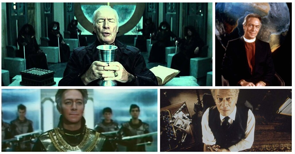 Más allá del prestigio: Christopher Plummer en 11 películas que demuestran el atrevimiento de un gran actor