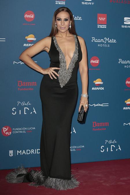 Peor Vestidas Gala Contra Sida Madrid 2016 6