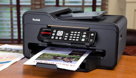 La impresora Kodak 6150 es amiga de tus teléfonos móviles