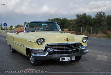 1955 Cadillac 62 Series Convertible
