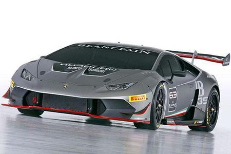 Lamborghini presenta su nuevo LP 620-2 Super Trofeo Huracán