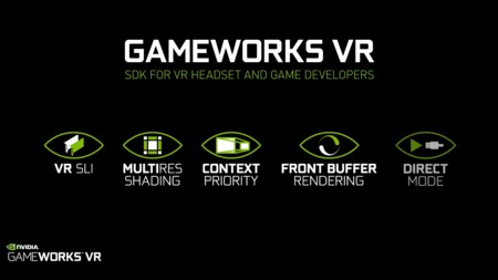 Nvidia Gameworksvr Features