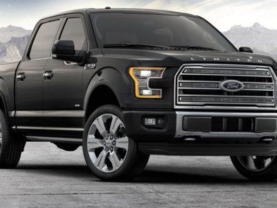 2016 Ford F-150 Limited, porque el lujo y la practicidad no están reñidos