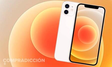 Ahora en blanco: MeQuedoUno te deja el iPhone 12 de 128 GB 180 euros más barato en su tienda de eBay