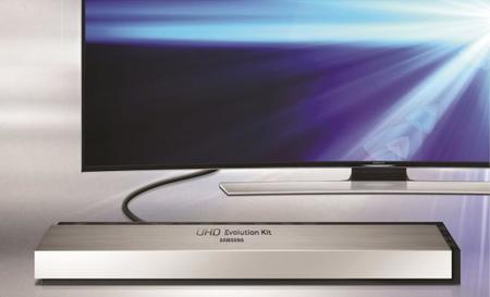 Samsung Evolution Kit UHD, traerá compatibilidad con el codec HEVC a muchos Smart TV's