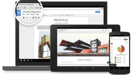 Google Drive for Works, llega el almacenamiento ilimitado para las empresas