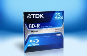 [CES 2007] TDK muestra discos mini Bluray